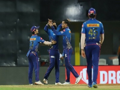 IPL 2021: Rahul Chahar, Boult shine as Mumbai Indians beat SRH by 13 runs