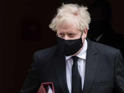 کورونا کے پیش نظر برطانوی وزیر اعظم بورس جانسن کا دورہ ہند منسوخ