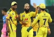 Spinners set up 45-run win for CSK