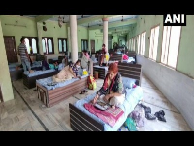 Masjid in Vadodara turned into 50-bed COVID-19 facility as hospitals face crunch