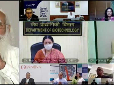 PM Modi interacts with COVID vaccine manufacturers, urges them to scale up production capacity