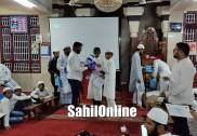 بھٹکل مخدوم کالونی کے شاہین اسپورٹس سنٹر کے زیر اہتمام کوئزمقابلہ اور استقبال رمضان پروگرام کا انعقاد