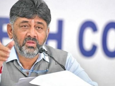 Vaccination blues: Karnataka govt putting people's lives at risk: Cong leader D K Shivakumar