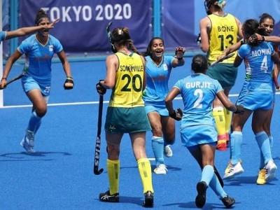 ٹوکیو اولمپکس: خواتین ہاکی ٹیم نے رقم کی تاریخ، آسٹریلیا کو ہرا کر پہلی بار اولمپکس کے سیمی فائنل میں پہنچی