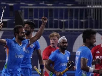 ٹوکیو اولمپک: ہندوستان 41 سال بعد ہاکی کے سیمی فائنل میں پہنچا