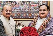 Karnataka Cabinet expansion: Bommai meets BJP chief Nadda