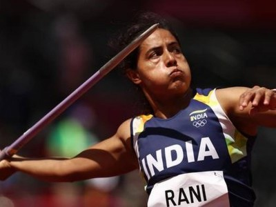 Tokyo 2020: Annu Rani misses final of women's javelin throw event, finishes 14th