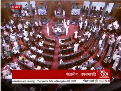 Amid stalemate, government, opposition agree on eight business items in Rajya Sabha: Sources