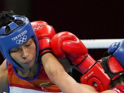 Tokyo 2020: Boxer Lovlina Borgohain ends with bronze medal at debut Olympics