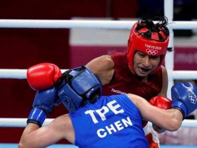 ٹوکیو اولمپکس: لولینا سیمی فائنل مقابلہ میں ہاریں، مگر ہندوستان کو تمغہ دلانے میں کامیاب