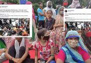دہلی میں 9 سالہ دلت بچی کی عصمت دری اور قتل کے خلاف کانگریس سراپا احتجاج