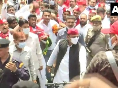 We can win 400 seats in upcoming UP assembly elections, says SP chief Akhilesh Yadav