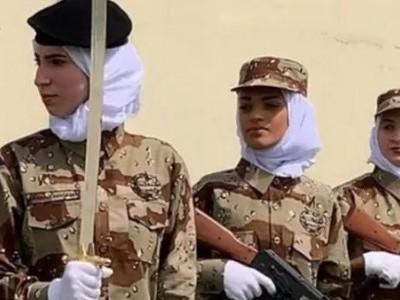 سعودی عرب کے مرد وخواتین شہریوں سے فوج میں شمولیت کے لیے درخواستیں طلب