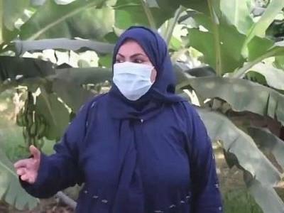 سعودی عرب: ایک لاکھ کیلے کے درختوں پر مشتمل زرعی فارم کی مالکن- زلیخہ یحیی الکعبی