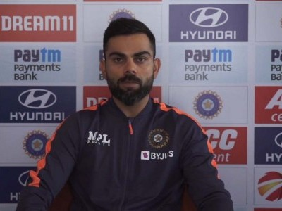 Spinners will come into play for sure but pacers can't be ignored either in pink-ball Test: Kohli