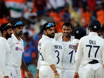 تیسرے ٹیسٹ میچ میں ہندوستان نے انگلینڈ کو 10 وکٹ سے شکست دی، سیریز میں 1-2 سے برتری
