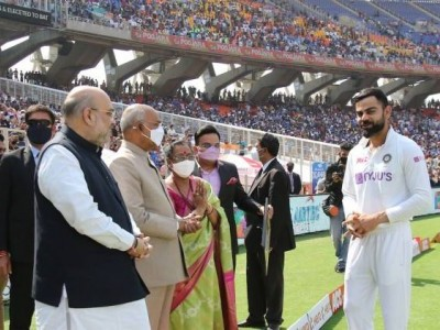 Ahmedabad will emerge as India's sports city: Amit Shah
