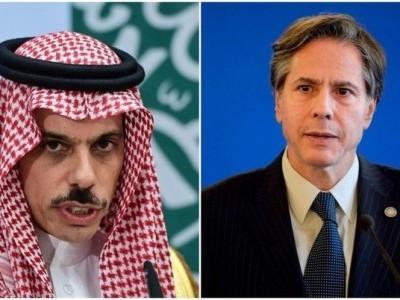 سعودی عرب کےساتھ تعلق بہت اہم ہے: امریکی وزیر خارجہ