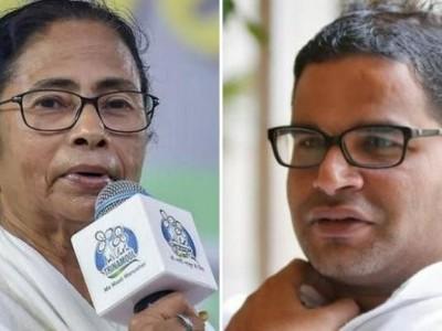 پرشانت کشور نے پھر ممتا کی فتح  کو یقینی قرار دیا، یہ چیلنج بھی دہرایا کہ زعفرانی پارٹی بنگال میں 2ہندسی عدد پار نہیں کرپائیگی