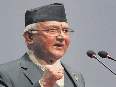 Will get back territories from India: Nepal PM