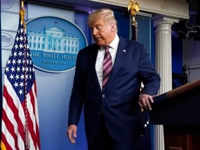 Trump issues emergency declaration in Washington DC