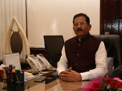 Union minister Shripad Naik's health improving: Doctors