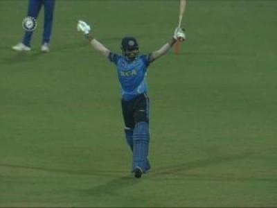 Mushtaq Ali Trophy: Azharuddeen smashes 37-ball century as Kerala beat Mumbai by 8 wickets