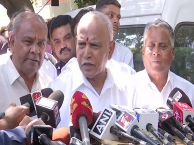 Cabinet expansion: Take up grievances with BJP high command, says Yediyurappa