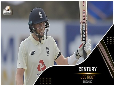 SL vs Eng: Skipper Root hits 18th ton to put visitors on top