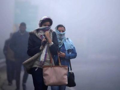دہلی-این سی آر سمیت شمالی ہندوستان میں سردی کا قہر جاری