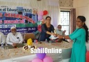 Annual day celebrated at Anjuman College of Education in Bhatkal