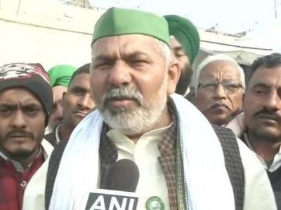 Farmers prepared to protest till May 2024: Bharatiya Kisan Union leader Rakesh Tikait