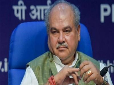 کسان یونینوں کو 'اڑیل'رخ چھوڑکرمتبادل پیش کرناچاہئے: نریندر سنگھ تومر