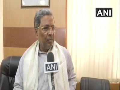 Siddaramaiah demands judicial probe into Karnataka Minister's statement on Operation Kamal
