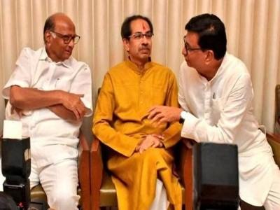 Maharashtra allies Shiv Sena, Cong spar over renaming Aurangabad city