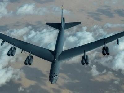 ایرانی خطرات کا تدارک، مزید دو امریکی 'بی 52' طیارے مشرق وسطیٰ میں تعینات