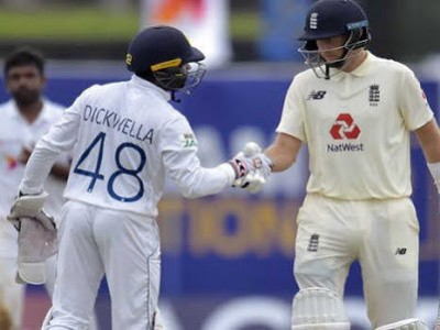 England beats Sri Lanka by 7 wickets in 1st test