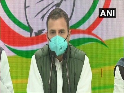 Govt wants to tire out farmers but they cannot be fooled: Rahul Gandhi