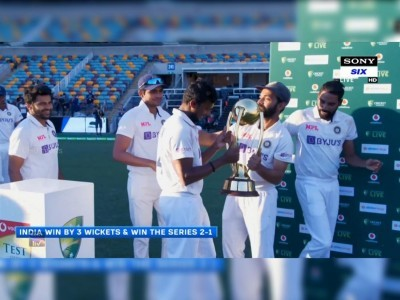 I looked good because everyone contributed: Rahane on captaincy stint
