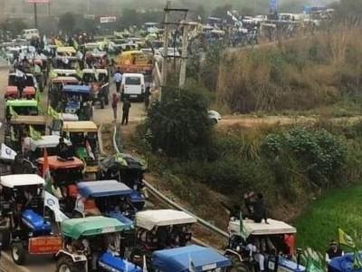کسانوں کی ٹریکٹر ریلی پر سپریم کورٹ کا پھر مداخلت سے انکار؛کہا؛  یہ پولیس کے دائرہ اختیار کا معاملہ ہے