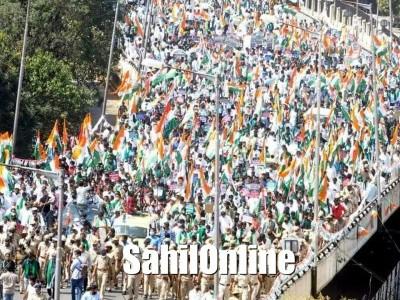 ಬೆಂಗಳೂರಿನಲ್ಲಿ ಕಾಂಗ್ರೆಸ್ ಬೃಹತ್ ಪ್ರತಿಭಟನೆ. ರಾಜಭವನಕ್ಕೆ ಮುತ್ತಿಗೆ ಹಾಕಲು ಮುಂದಾದ ನಾಯಕರ ಬಂಧನ