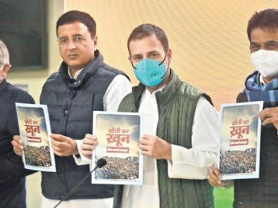 Not scared of PM Narendra Modi, will continue to oppose three farm laws: Rahul Gandhi