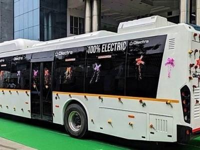 ریاست کرناٹک میں جلد ہی الیکٹرک بس سرویس کا آغاز:  لکشمن ساودی