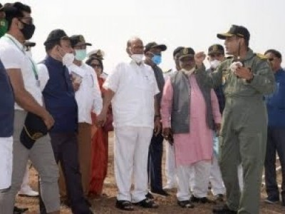 Standing committee on defence visits Naval units at Goa & Karwar