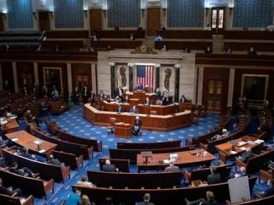 امریکی کانگریس میں 10 سال بعد ڈیموکریٹس کا غلبہ