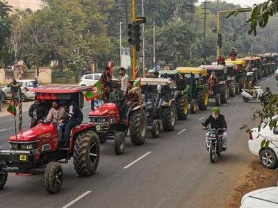 Tractor parade to go ahead as planned on Republic Day: Farmer leaders