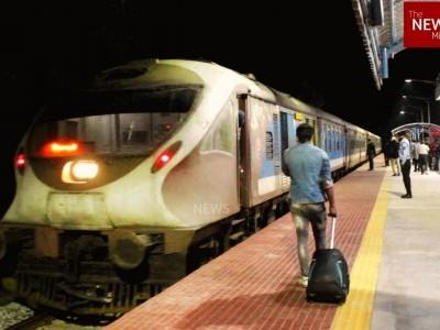 بنگلورو ایرپورٹ کے لئے ریل سرویس فلاپ۔گیارہ خالی ٹرپ