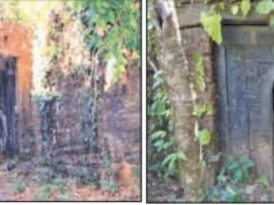 ہوناور کے کانور میں رانی چنا بھئیرادیوی کا قلعہ زبوں حالی کاشکار : توجہ کےلئے ترستا قلعہ