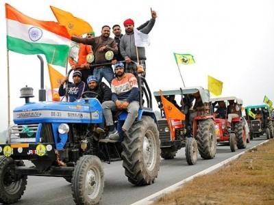 ٹریکٹر پریڈ کو منظوری: 'آج تک کسی نے ایسی پریڈ نہ نکالی ہوگی، نہ دیکھی ہوگی' کسانوں کا دعویٰ