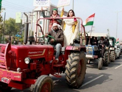 Over 2 lakh tractors will be part of January 26 'kisan parade': Farmer leaders
